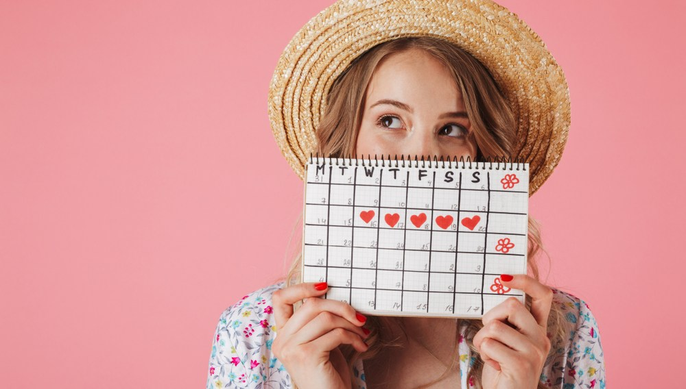 Help getting pregnant quickly - period calendar