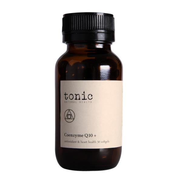 Tonic Coenzyme Q10+