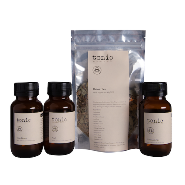 Tonic Detox Bundle