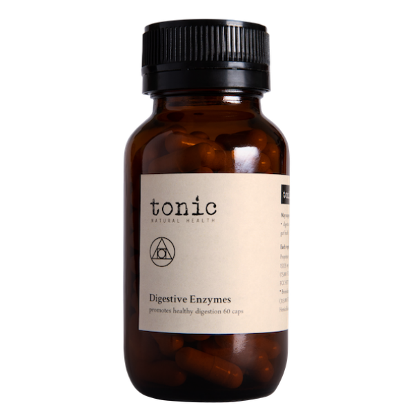 Tonic Digestive Enzymes