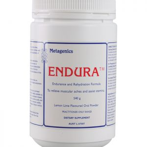 Metagenics Endura 540g powder (Lemon/Lime Flavour)