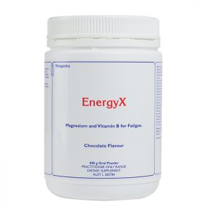 Metagenics EnergyX Chocolate flavour powder