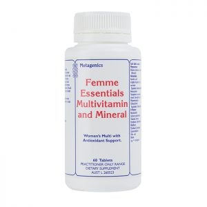 Metagenics Femme Essentials 60 tablets