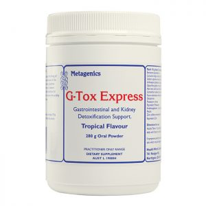 Metagenics G-Tox Express 280 g powder