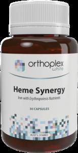 Orthoplex Heme Synergy