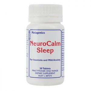 Metagenics NeuroCalm Sleep 30 tablets