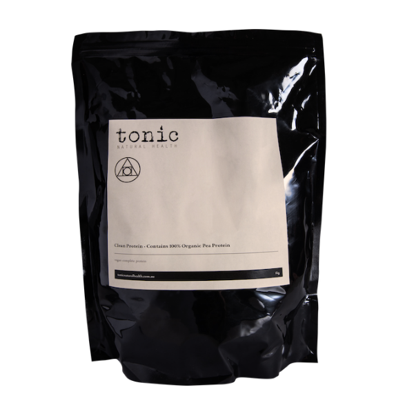 Tonic Organic Pea Protein