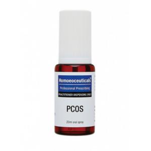 BioMedica Homeoceuticals PCOS 20ml Spray