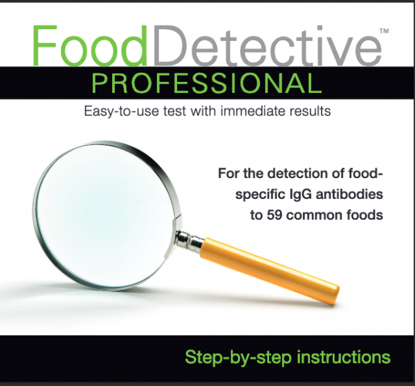 Food Detective - In Home Food Intolerance Test