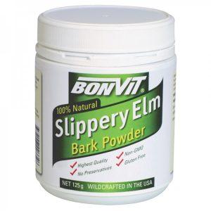 Bonvit Slippery Elm Bark Powder 125g