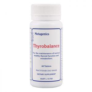 Metagenics Thyrobalance 60 tablets