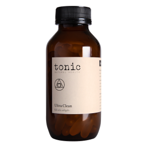 Tonic Ultra Clean Fish Oils 150 Softgels