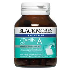 Blackmores Vitamin A 5000, 150 capsules