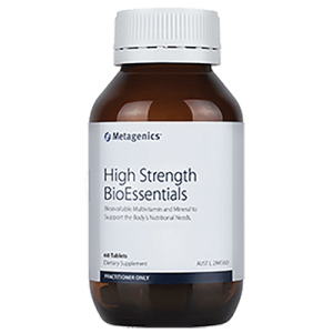 High Strength BioEssentials multivitamin 1