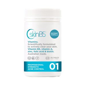 SkinB5 Professional Strength Acne Control 180t media 01