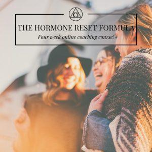 Hormone Reset Formula Program 4w
